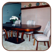 Custom Dining room furniture